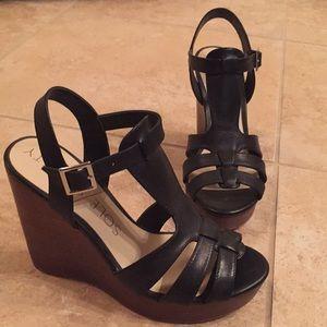 Brand New! Sole Society Chaya Sandals